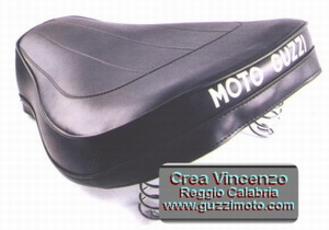 Sella Nuovo Falcone - Moto Guzzi