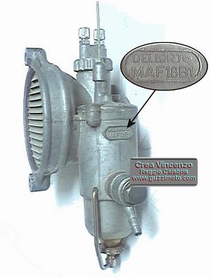 carb MAF18B1 - Moto Guzzi