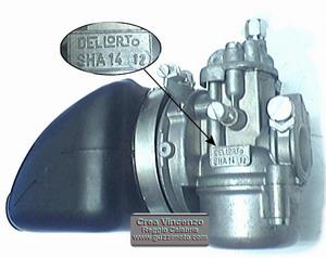 carb SHA14-12 - Moto Guzzi