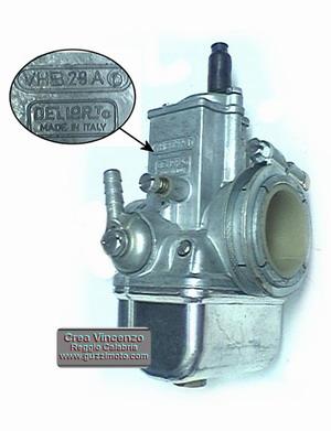 carb VHB29A - Moto Guzzi