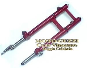 forcella airone falcone - Moto Guzzi
